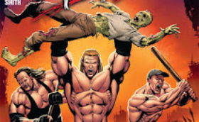 WWE Comic Review
