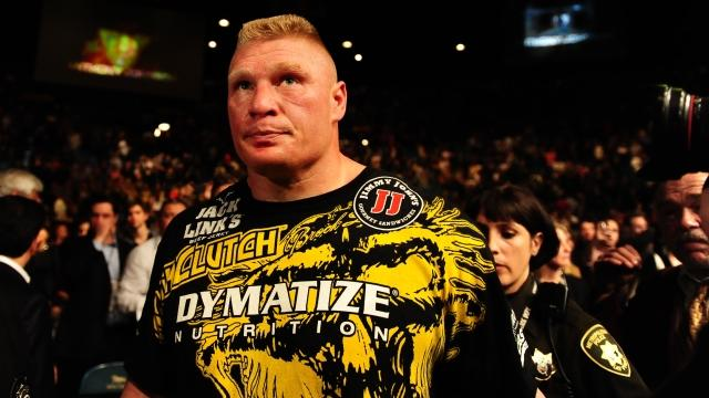 Brock Lesnar Retirement