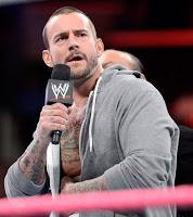 CM Punk Injured