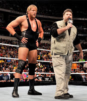 Jack Swagger with Zeb Colter
