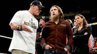 John Cena Daniel Bryan RAW