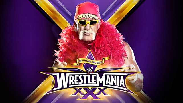 Hulk Hogan Returns at WrestleMania 30