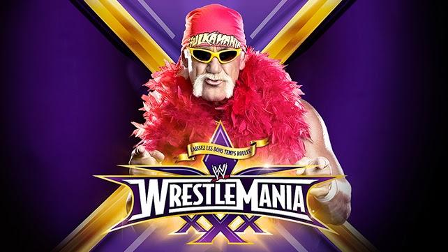 Hulk Hogan Returns at WrestleMania 30