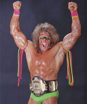 R.I.P. Ultimate Warrior