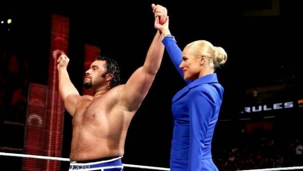 Rusev U.S. Champion