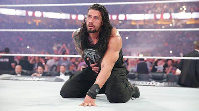Roman Reigns Suspended
