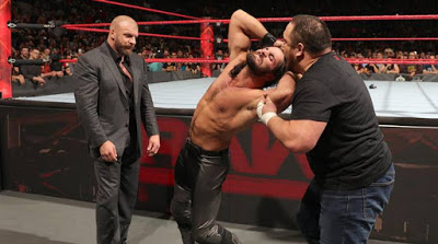 Samoa Joe WWE Debut