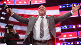 Kurt Angle WWE Return