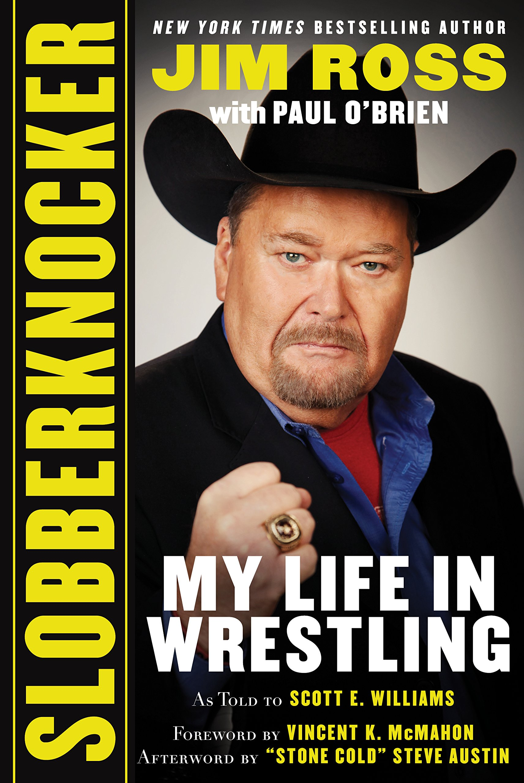 Jim Ross Book Review