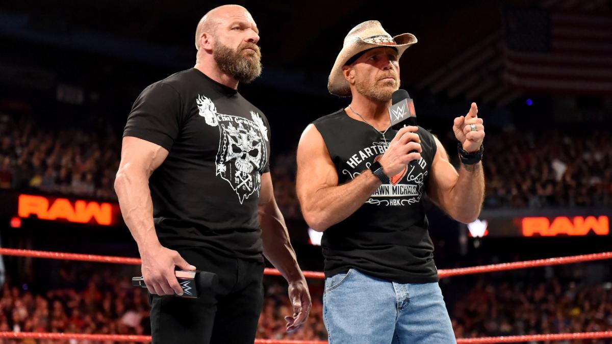 Shawn Michaels Return