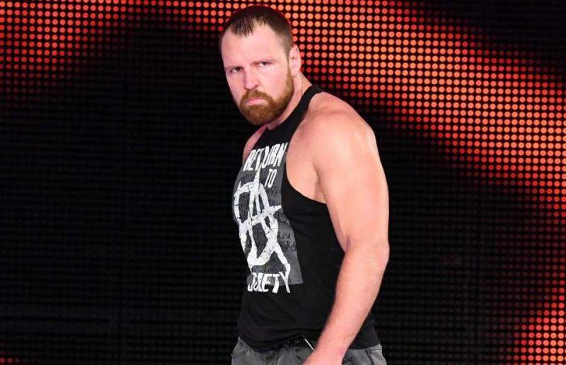 Dean Ambrose Leaving WWE