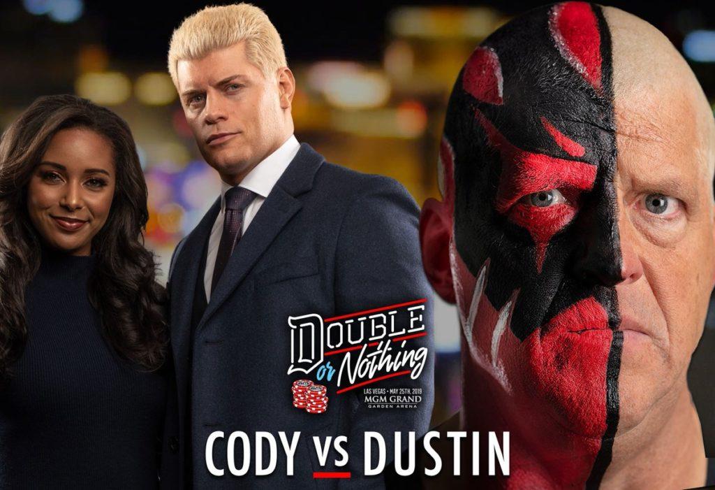 AEW Cody vs. Dustin Rhodes