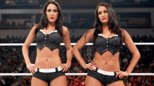 Bella Twins Leave WWE