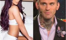 Corey Graves Carmella Affair
