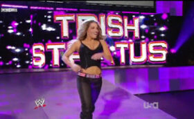 Trish Stratus Returns