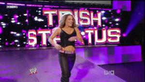 Trish Stratus Returns