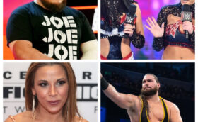 Samoa Joe, Mickie James Released