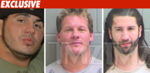 Chris Jericho Arrested