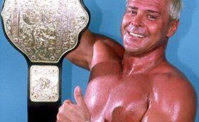 Ron Garvin NWA World Champion