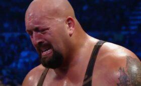 WWE Big Show Crying