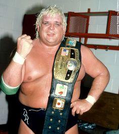 Dusty Rhodes NWA Champion