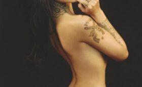 Zahra Schreiber Naked