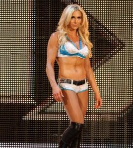 Charlotte WWE Debut