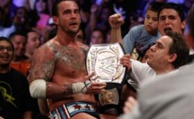 CM Punk Gone from WWE