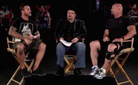 Steve Austin vs. CM Punk