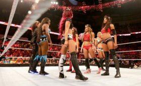 WWE NXT RAW Divas