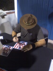 Sgt. Slaughter Event