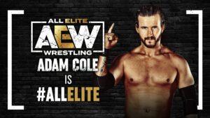 Adam Cole All Elite