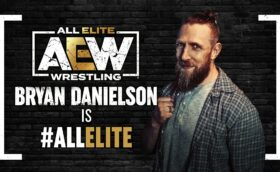 Bryan Danielson All Elite